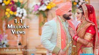 Din Shagna Da Chadeya Cinematic Wedding Highlight | Iqbaljot & Manpreet | Sunny Dhiman Photography