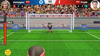 Free Kick - Football Strike
