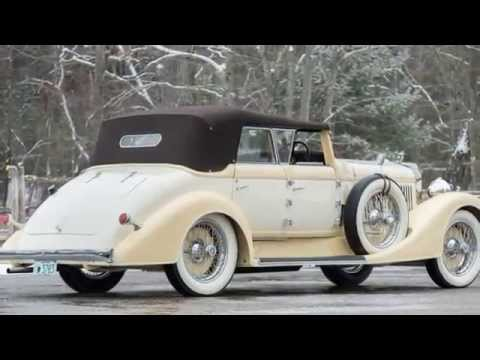 1928 Hispano Suiza H6C Transformable Torpedo by Hibbard Darrin