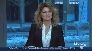 The Morning Show: Shania Twain Interview Pt. 1