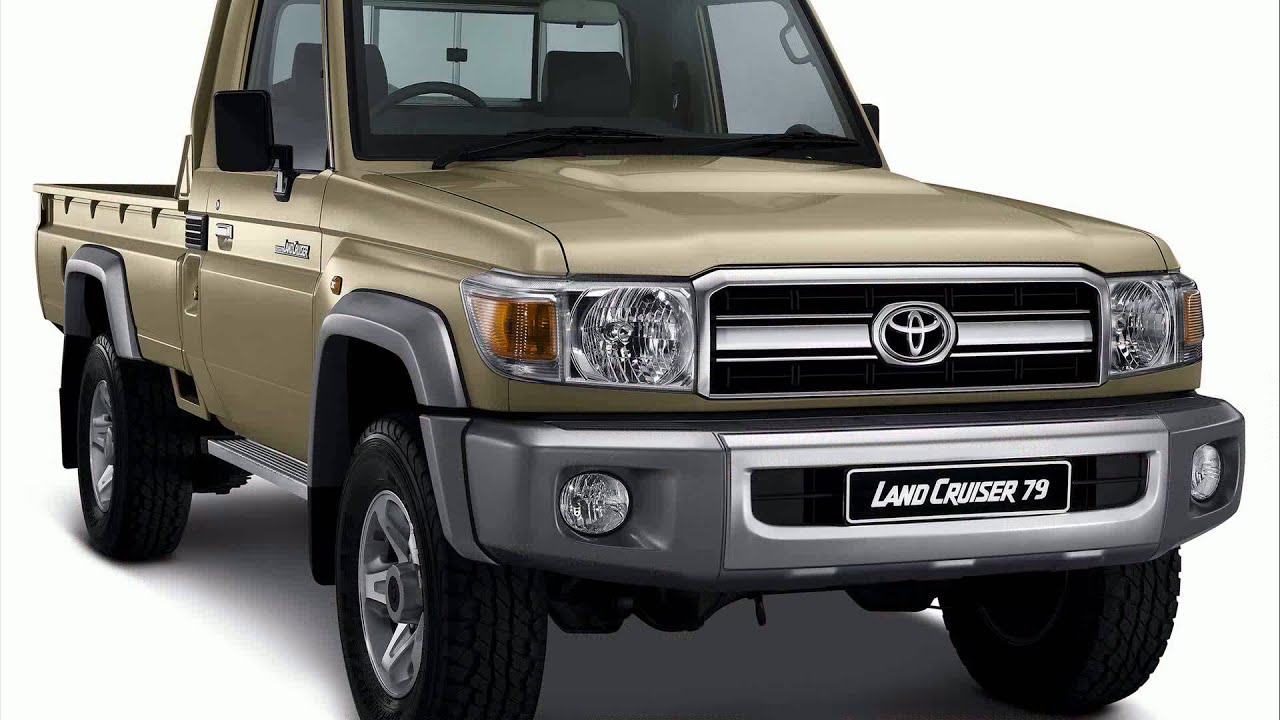 Toyota Land Cruiser 4 5 V8 D4d Youtube