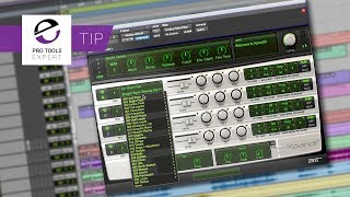 Tip - How To Switch Between Pro Tools Plug-in & Instrument Presets In Playback Without The Mouse