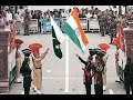 Amritsar Wagah Border parade ceremony, 70th Republic day 2019 Atari border parade