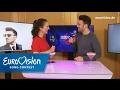 Hovig Demirjian aus Zypern im Speed-Date   | Eurovision Song Contest | NDR