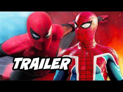 Spider-Man Far From Home Trailer Spider-Man UK Breakdown