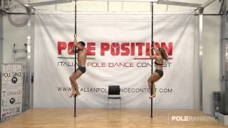 Stefano / Barbara - Italian Pole Dance Contest 2016