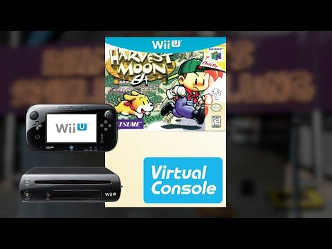 Gameplay : Harvest Moon 64 [Virtual Console][N64][WII U]