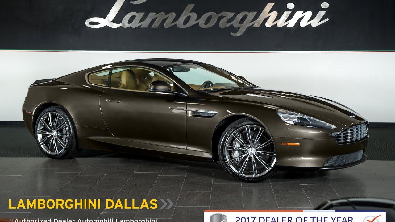 2017 Aston Martin Db9 Kopi Bronze L0967