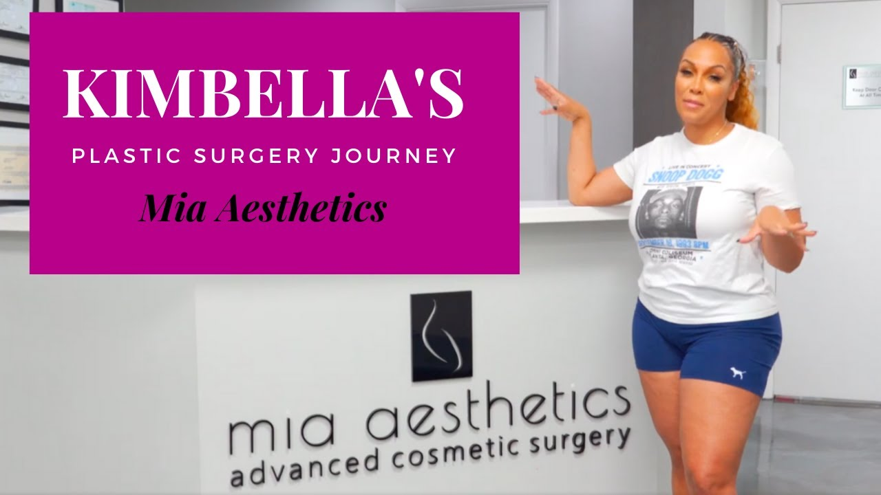 Knifed Up: Kimbella Enhances Her Cakes With BBL Surgery