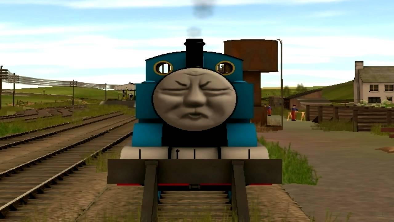 Trainz: Thomas And The Trucks