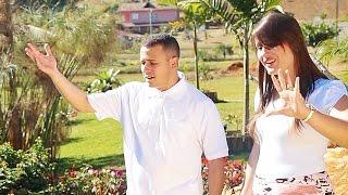 Clip OFICIAL(Eu Penso em Jesus)  Marcelo e Sabrina DVD em HD