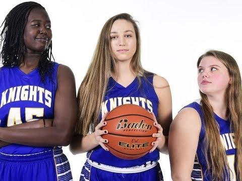 Girls Basketball: Sioux Falls Lincoln at Sioux Falls O'Gorman