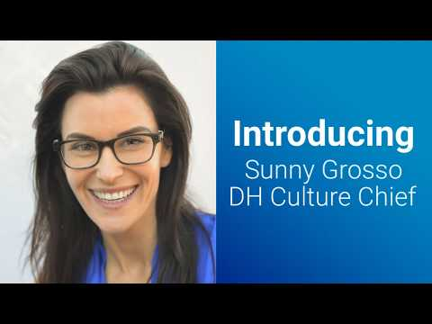 Meet DH's Culture Chief, Sunny Grosso!