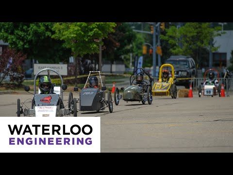 Waterloo Engineering Electric Vehicle Challenge
