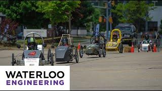 Waterloo Engineering Electric Vehicle Challenge