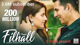 Filhaal B praak full mp3 audio song