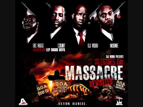 G Count From [L.E.P./Bogus Boys] - St. Valentines Day Massacre (Chicagorillas)