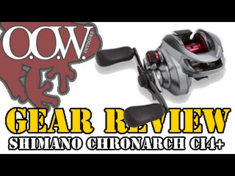 Award Winner Shimano Chronarch CI4+ Review - OOW Outdoors