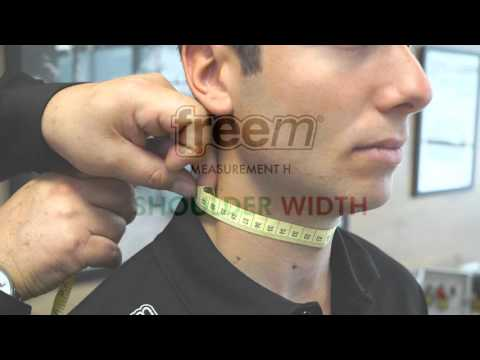 FreeM Bespoke Suit Measuring Video Guide