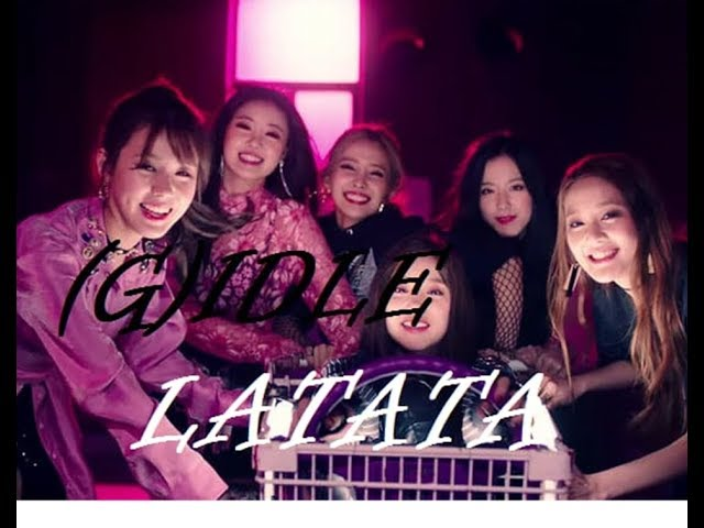 (G)i-dle Latata vocal cover