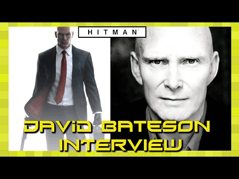 David Bateson Agent 47 Interview
