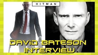 David Bateson Agent 47 Interview