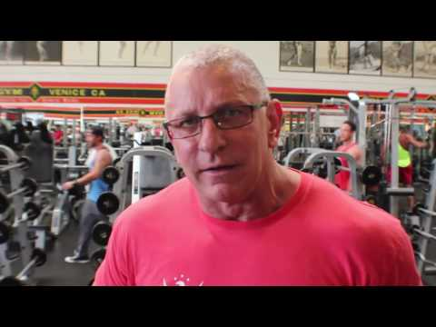 Robert Trains with Mike O'Hearn