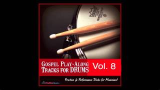 We Acknowledge You (Ab) Karen Clark Sheard Drums Play-Along Track