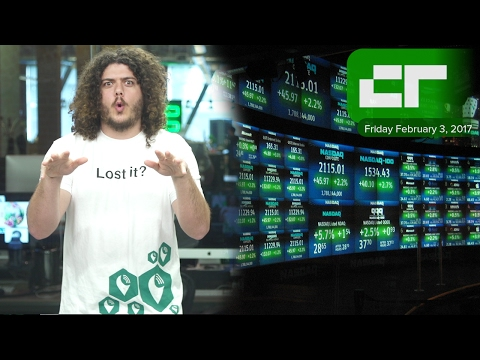 Tech's Rough Day on Wall Street  | Crunch Report