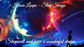 Ed Sheeran - Shape of You (BKAYE Remix) [ 1 Hour Loop - Sleep Song ]