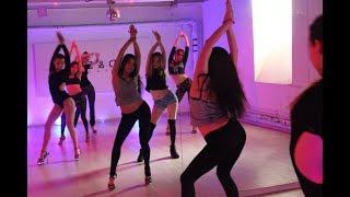Урок GO GO. Go-Go Dance. Choreo By Anika