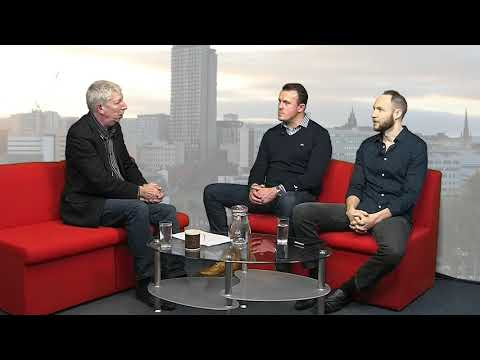 Sheffield Live TV Jon Newsome and Rob Staton 4.1.18 Part 1