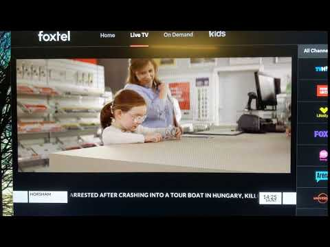 Foxtel Go Hesitating Streaming