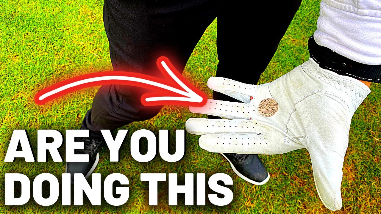 NEVER DO THIS WITH YOUR WRISTS IN THE GOLF SWING