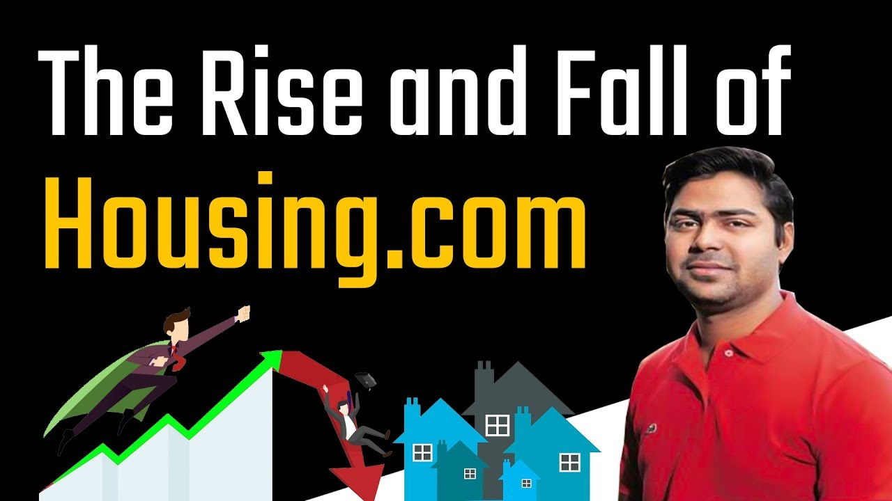 Why Housing.com Failed    Startup Case Study   In Hindi