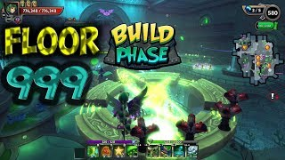 Dungeon Defenders 2 - Onslaught - Floor 999 - The Lost Temple [OUTDATED]