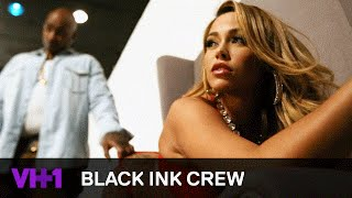 Black Ink Crew | Is Ceaser Cheating On Dutchess Again? | VH1