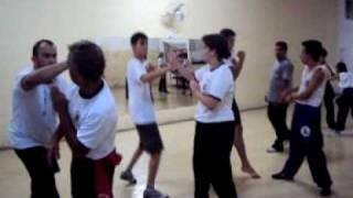 Aula de Kung Fu - Academia Nan Fu