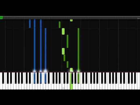 TheFatRat - Rise Up - Piano Tutorial