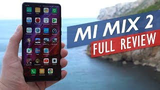 Mi Mix 2 Review - Full In-Depth Review