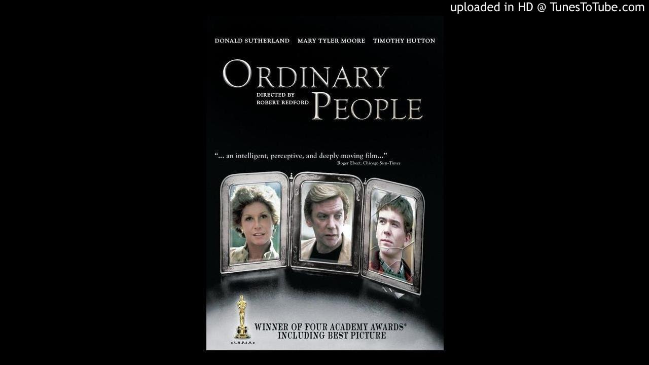 a psychological analysis of ordinary people a drama film by robert redford She describes her childhood as very ordinary scarlett johansson, while critic mick lasalle, writing directed by robert redford the drama film.