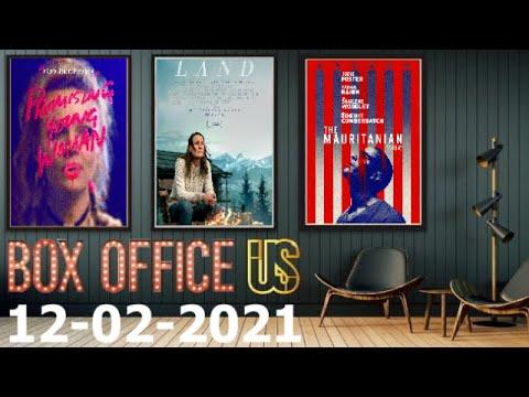 U.S Box Office | February 12 | البوكس أوفيس الأمريكي | 12 فبراير 2021