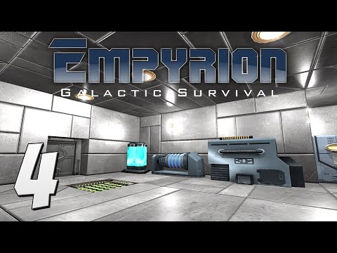 Empyrion: Galactic Survival Gameplay - #4 - Automatic Food Farm?!