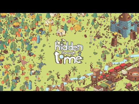 Hidden Through Time The First 17 Minutes Walkthrough Gameplay (No Commentary) |