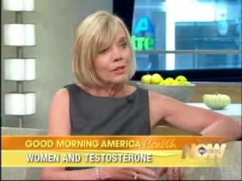 Dr. Marie on Testosterone Therapy for Women