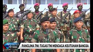 Panglima: Ingin Gagalkan Pelantikan Presiden Hadapi TNI!