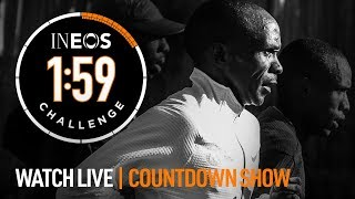 Live from Vienna - INEOS 1:59 Challenge Countdown Show