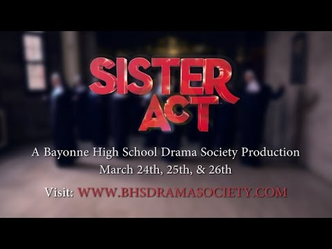 Sister Act Promo