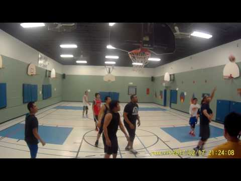 Friday night Ottawa pilipino basketball (bisdak club) p2