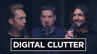 Ep. 173   Digital Clutter (with Cal Newport)